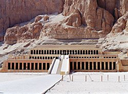 Temple of Hatshepsut at Deir el Bahari