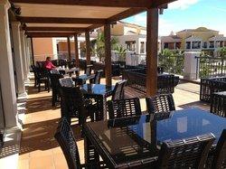 the bar patio