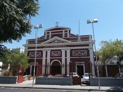 Iglesia Padres Capuchinos - San Antonio de Padua