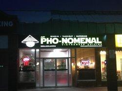 Just Pho-Nonomenal