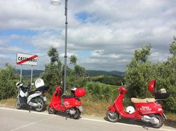 Tuscany Scooter Rental