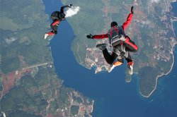 Skydiving Croatia