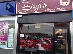 Boyds Coffee