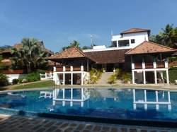 PISCINE DU TRAVANCORE HERITAGE
