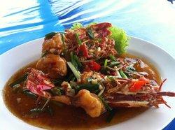 Kru Suwit Seafood