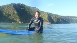 UP Surf Coaching Day Lessons