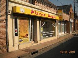 Pizzas regis