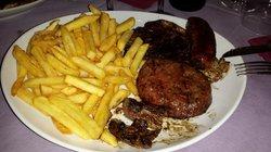 Aubergine Steak House