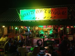 Roots Rock Reggae Bar