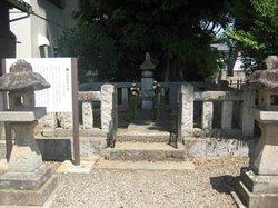 Kansuke Yamamoto's Grave