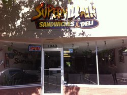 SuperVillain Sandwiches and Deli