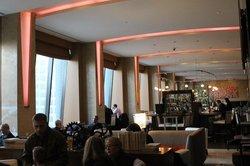 Lobby with bar