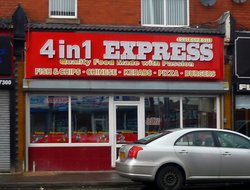 4 in 1 Express Takeaway