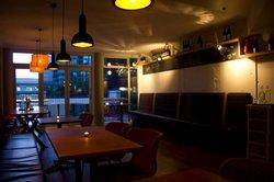 Bureau Bar and Kitchen