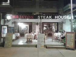 Christos Steak House Restuarant