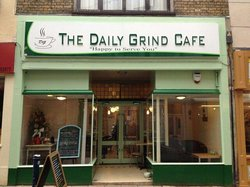 ‪The Daily Grind Cafe‬