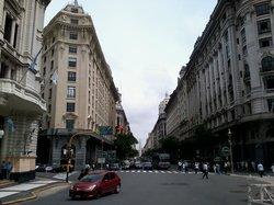 Roque Saenz Pena Avenue