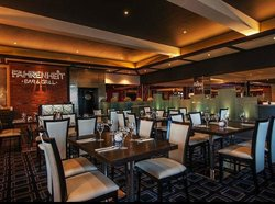 Fahrenheit Restaurant in Genting Casino Blackpool
