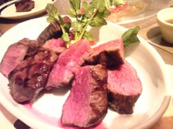 Grilled Aging Beef