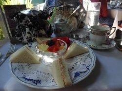 Tea House On Los Rios