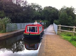 Neath &Tennant Canals Trust Boat Trips