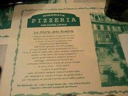 Rinomata Pizzeria