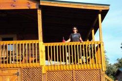 Deck of Cabin