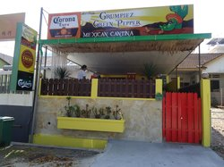 Grumpiez Green Pepper Mexican Cantina