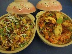 Chicken Naan Tandoori House