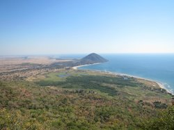 View from Senga Mountain
