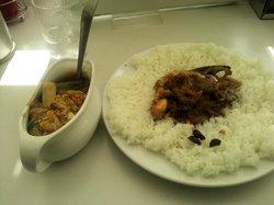 Indian Shiki Ciao curry Hamamatsucho