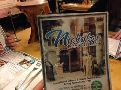 Nicholas' Restaurant