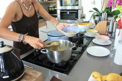 Enrica Rocca Cooking School Cape Town