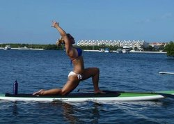 Lazy Dog Paddle Yoga