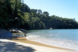 Ilha do Araujo Beach