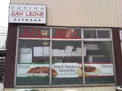Cucina Sanleone Express