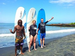 Caribbean Surf School & Shop