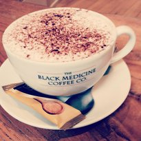 The Black Medicine Coffee Co.