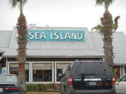 Sea Island Shrimp House