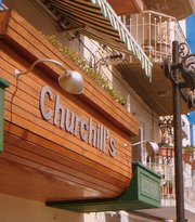 Churchill's Bar and Restaurant