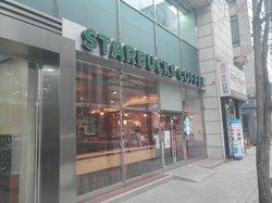 Starbucks Seolleungyuk