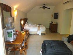 Basic room but very nice