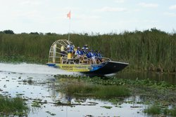‪Capt. Bob's Airboat Adventure Tours‬