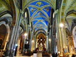 サンタ マリア ソプラミネルヴァ教会