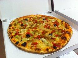 Pizz' à Théo
