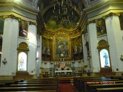 Real Iglesia Parroquial de Santiago y San Juan Bautista