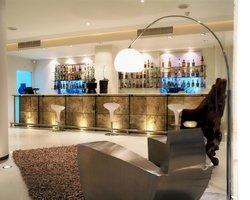 bar del hotel Pacha