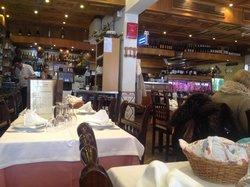 Restaurante Córsega