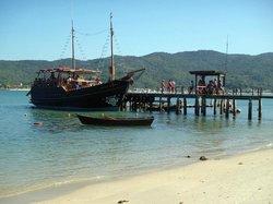 Ilha de Porto Belo Beach