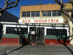 Restaurant Bar Industria